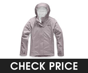 The North Face Women's Venture 2 DWR Hooded Raincoat