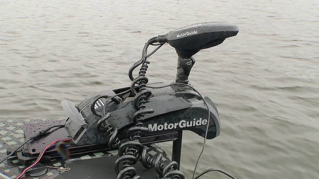 fishing with motorguide xi5