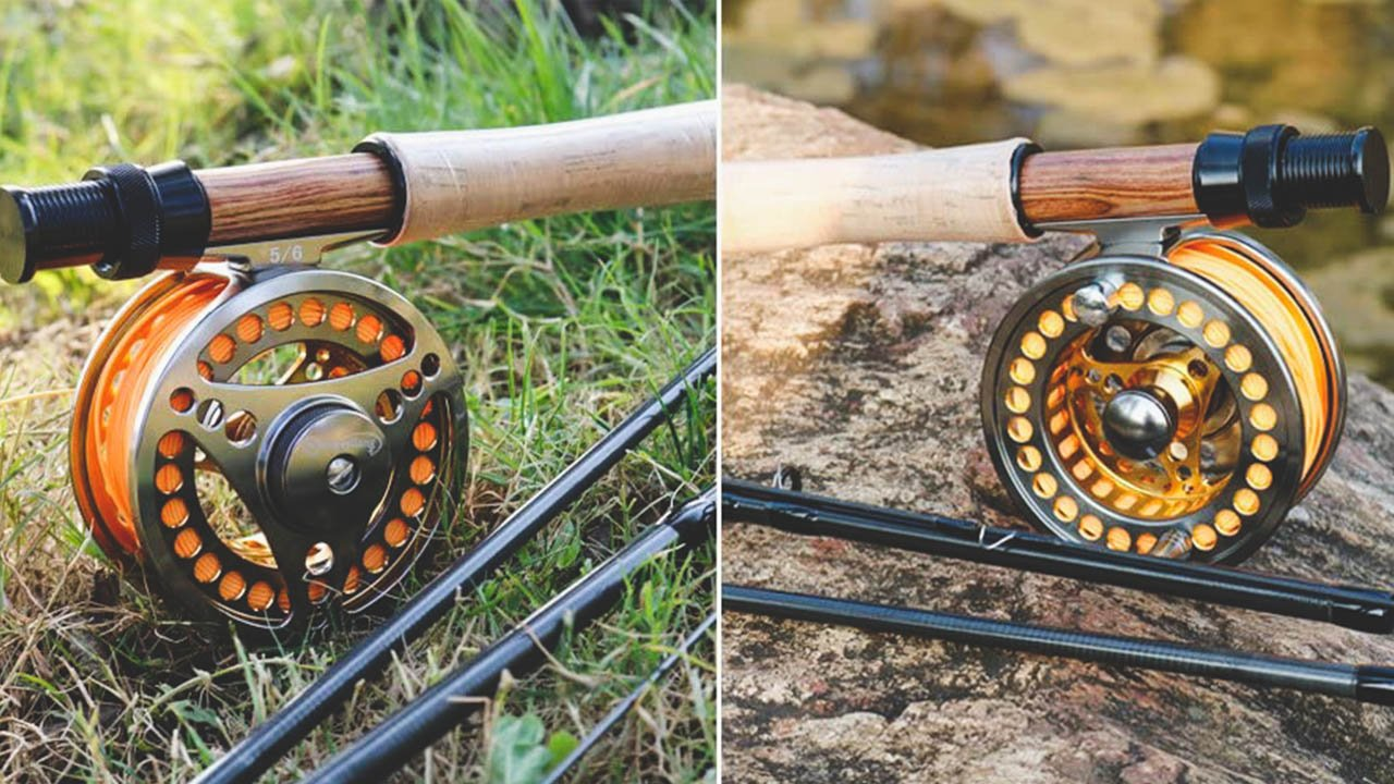 fly reels material types