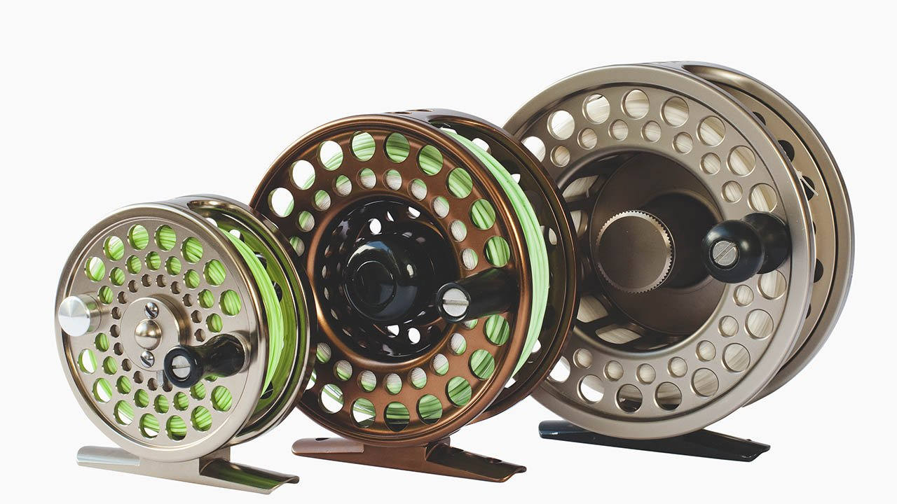 sizes of fly reels