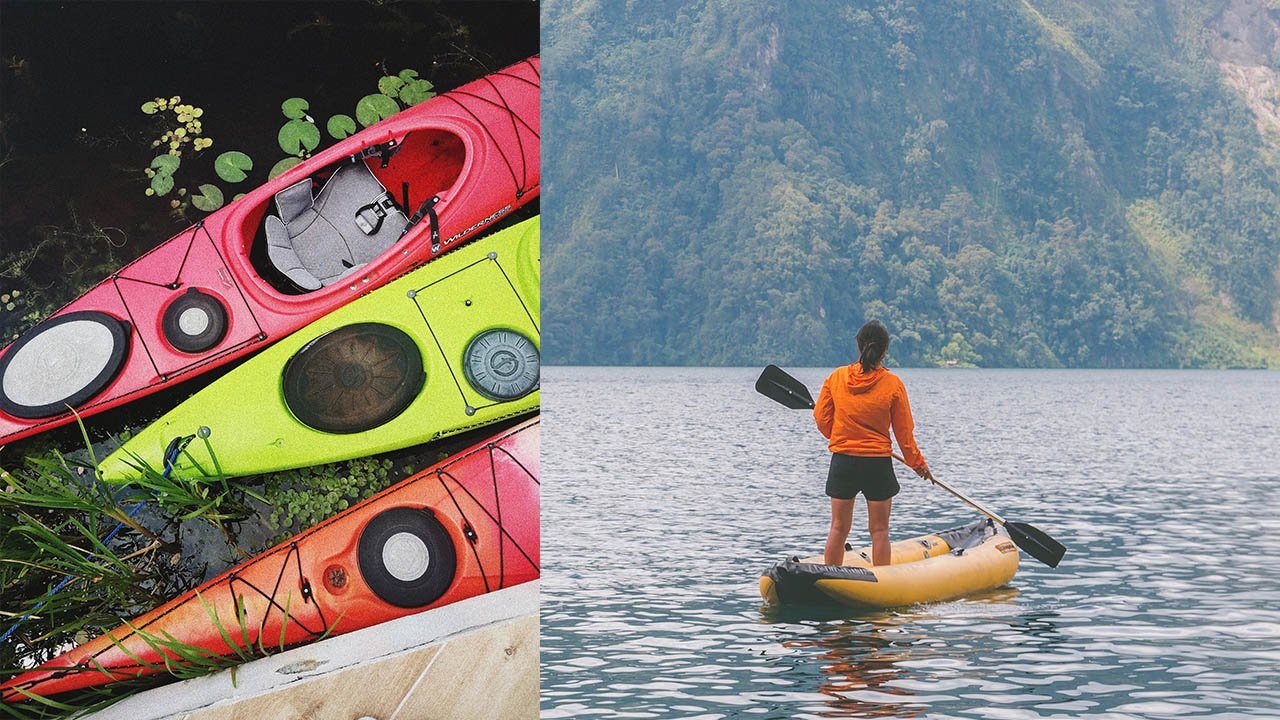 Inflatable Vs Hard Kayaks