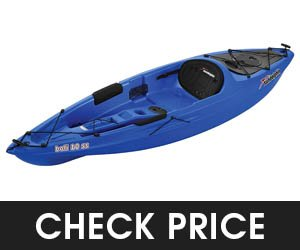Sun Dolphin Bali SS 10-Foot Fishing Kayak