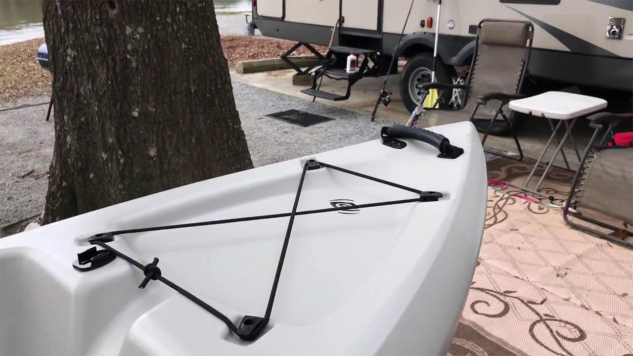 kayaking with emotion stealth angler 11