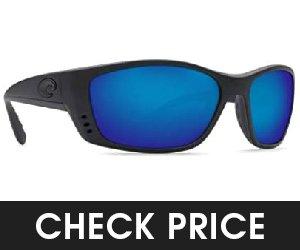 Costa Del Mar Fisch Sunglasses Black