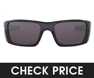 Oakley Mens OO9096 Fuel Cell Sunglasses
