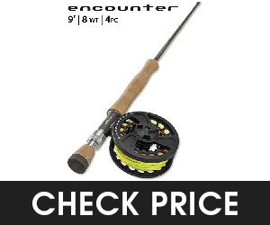 Orvis Encounter Fly Rod